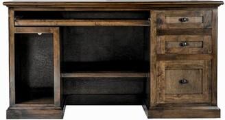 Millwood Pines Torin Desk Finish: Spice Alder