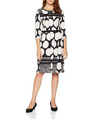 Gerry Weber Women's Kleid Gewebe Dress,(Manufacturer Size: 36)