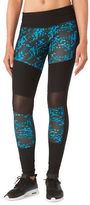 MPG Printed Pull-On Leggings