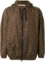 Givenchy logo print lightweight jacket - men - Polyamide - 50