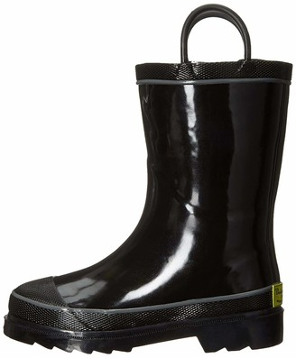 Western Chief Waterproof Rubber Classic Rain Boot with Pull Handles