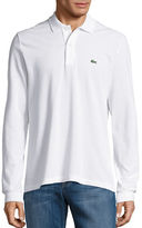 Lacoste Classic Pique Long-Sleeve Polo