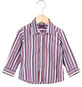 Paul Smith Boys' Striped Button-Up Shirt