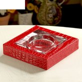 JTXQBH European creative fashion ashtrays/ simple living room coffee table ashtray