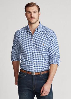 Ralph Lauren Gingham Oxford Shirt