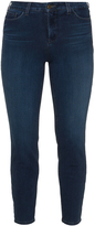 NYDJ Plus Size 7/8 length slim fit Clarissa jeans
