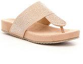 Volatile Joanna Rhinestone-Embellished Sandals