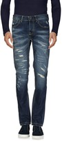 One Seven Two Denim pants - Item 42607723