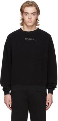 Ottolinger Black Fleece Sweatshirt