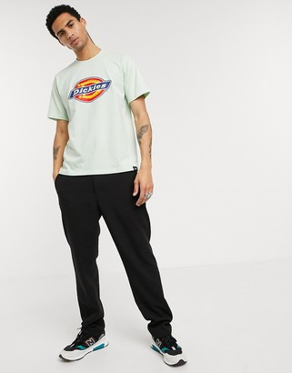 Dickies Horseshoe t-shirt with logo in mint