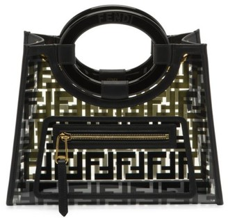 Fendi Small Runaway PVC Shopper