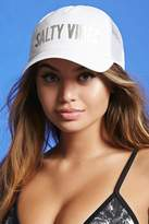 Forever 21 Salty Vibes Trucker Hat