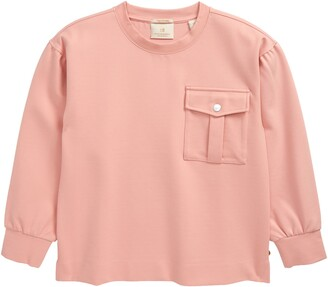 Scotch R'Belle Kids' Clean Jersey Sweatshirt