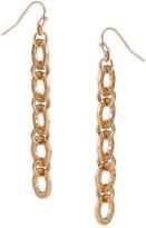 Trina Turk Linear Link Earrings