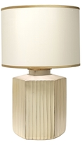 Jamie Young Anderson Silk Table Lamp