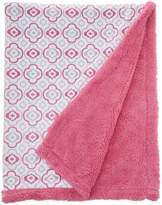 Tadpoles Double Plush Baby Blanket