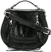 Rebecca Minkoff small Vanity saddle bag - women - Leather - One Size