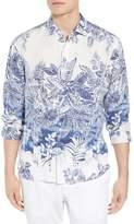 Tommy Bahama Mariachi Mirage Linen Sport Shirt