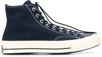 Converse drawstring lace Chuck Taylor sneakers