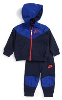 Nike Infant Boy's Hooded Jacket & Sweatpants Set