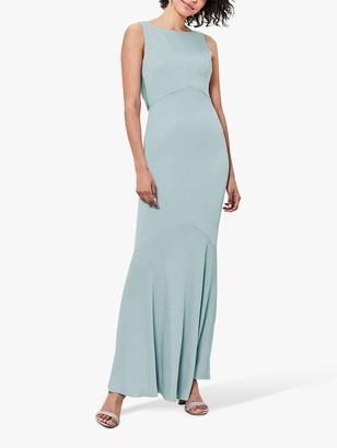 Oasis Cowl Back Slinky Maxi Dress