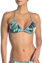 Body Glove Oahu Love Fixed Triangle Bikini Top