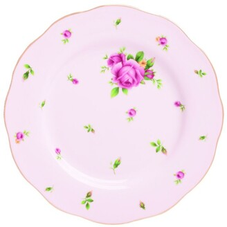 Royal Albert New Country Roses Pink Vintage Plate (20Cm)