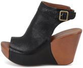 Kork-Ease Berit Leather Wedge