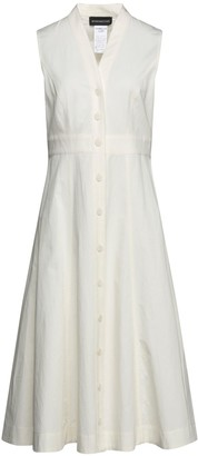 Sportmax Code 3/4 length dresses
