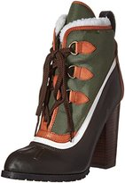 Luichiny Women's Alpine Snow Ankle Bootie