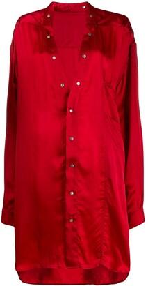 Rick Owens Tunic Shirt