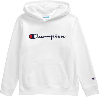 Champion Reverse Weave® Embroidered Logo Hoodie