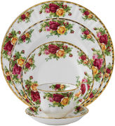 Royal Albert Old Country Roses 5-pc. Place Setting