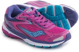 Saucony Ride 8 Running Shoes (For Little and Big Girls)