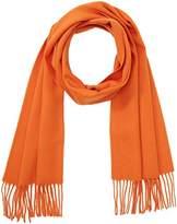MLT Belts & Accessoires Unisex Salt Lake City Scarf, Orange (orange)