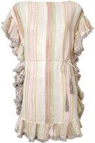 Zimmermann Tropicale Flutter top - women - Cotton/Linen/Flax - 0
