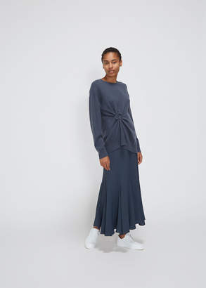 Sies Marjan Brynn Cashmere Rosette Sweater