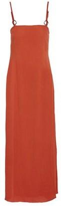 STAUD x SOLID & STRIPED Beach dress