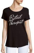 Signorelli Graphic Print T-Shirt