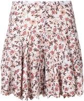 Chloé floral print shorts