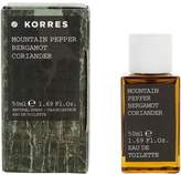 Korres For Him Mountain Pepper Bergamot Coriander Eau de Toilette 50ml