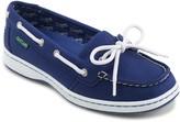 Eastland Women's Los Angeles Dodgers Sunset Boat Shoes