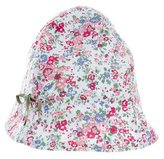 Bonpoint Girls' Floral Print Sun Hat