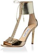 Jimmy Choo Women's Mahine T- Strap Sandal