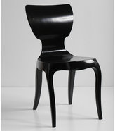 Bent Wood Chair - High Gloss Black