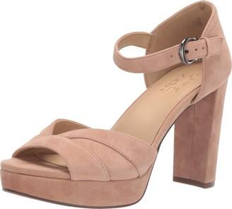 Naturalizer Womens Malina Ankle Straps Sandal