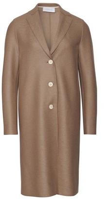 Harris Wharf London Coat in felted wool