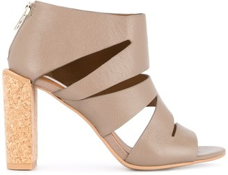 See by Chloe Block Heel Sandals