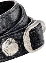Balenciaga Women's Arena Giant Double Tour Bracelet