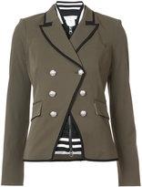 Veronica Beard button up jacket - women - Spandex/Elastane/Viscose - 2